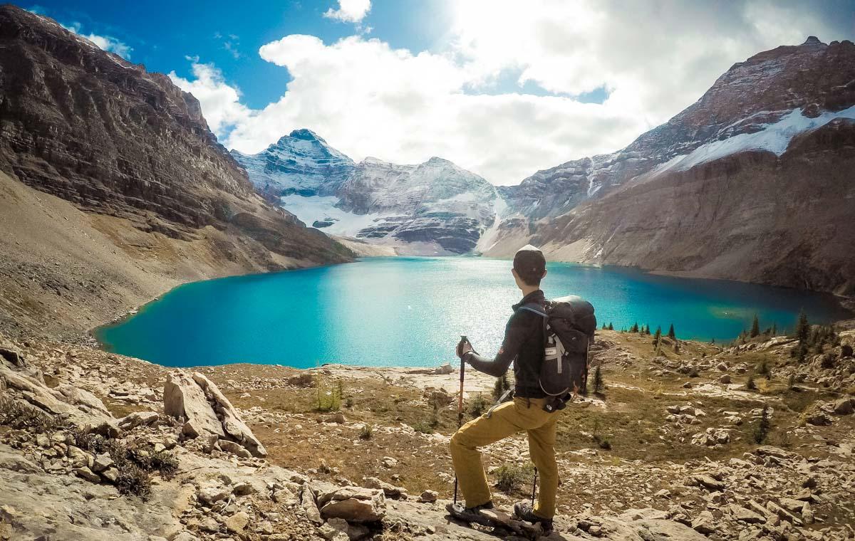 【海外登山】秘境レイクマッカーサーをトレッキング丨トレイル情報、アクセス方法など【レイクオハラ】