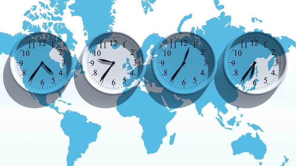 バンフと日本の時差の計算方法は? 時差ボケ対策や、州による時差について