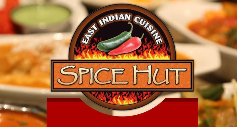 バンフの隣町、キャンモアの「Spice Hut」でインドカレー食べてきた。