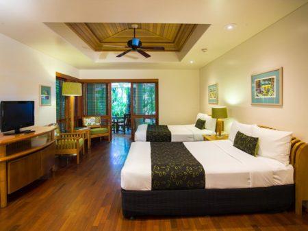 グリーン島 ホテル Green Island Resort