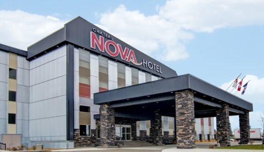 イエローナイフの シャトーノバってどんなホテル?立地や施設、サービスなどレビューします。