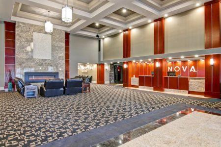 イエローナイフ シャトーノバ ホテル