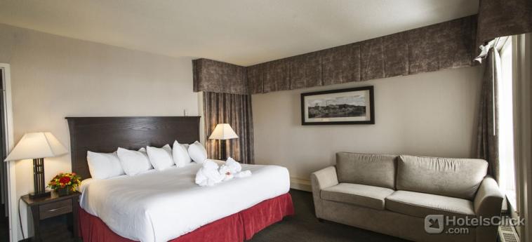 イエローナイフ クオリティイン quality inn ホテル